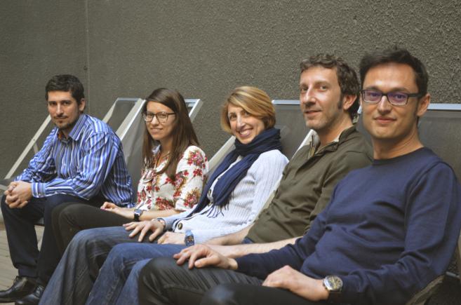 Marc Martínez, Lauren Romeo, Alexandra Liguori, Juanjo Fernandez y...