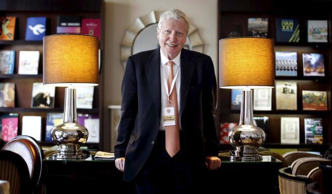 El galardonado con el Nobel de Medicina en 2011, Jules Hoffman,...