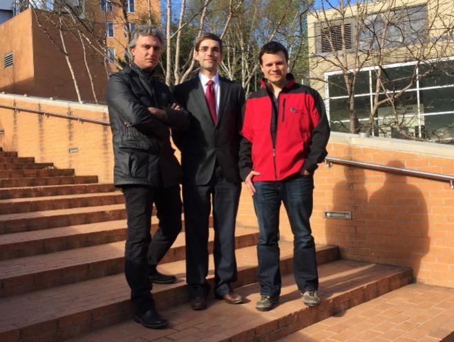 Tomás Palacios, Antón García-Abril y Pablo Jarillo-Herrero son tres...