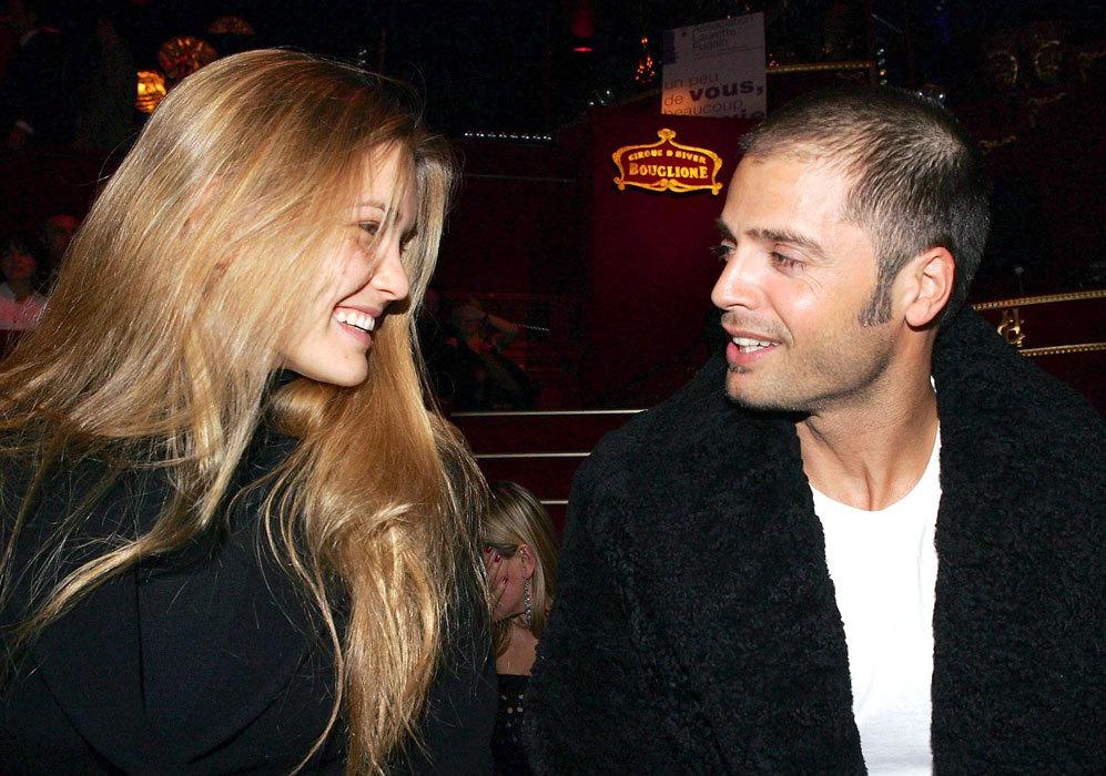 En 2004, mantuvo una relación con el actor David Charvet.