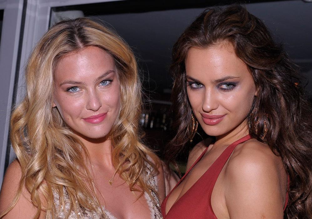 En 2011, coincidió con la modelo Irina Shayk durante la inauguración...