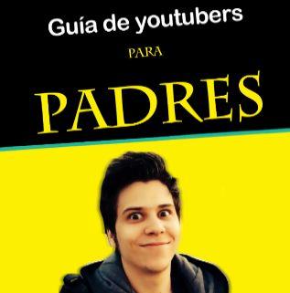 Guía de youtubers para padres, con Rubius. Ilustración: G. P. / El...