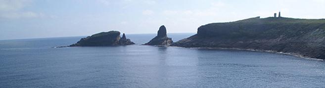 Las islas Columbretes son una reserva natural.