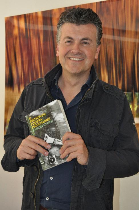 Ramón Gener, con su libro 'Si Beethoven pudiera...