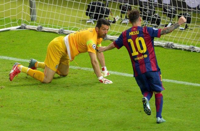precio al por mayor nueva temporada diseño novedoso Final Champions 2015: Notas: sólo faltó el gol de Messi | EL ...