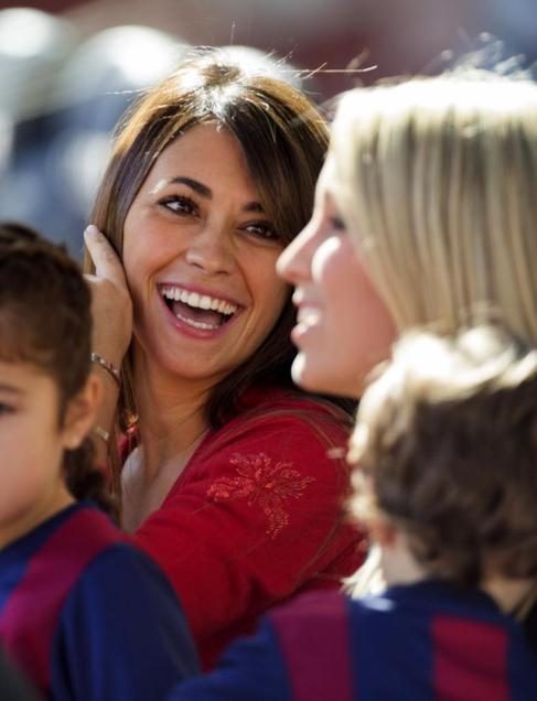 Antonella Rocuzzo, mujer de Leo Messi