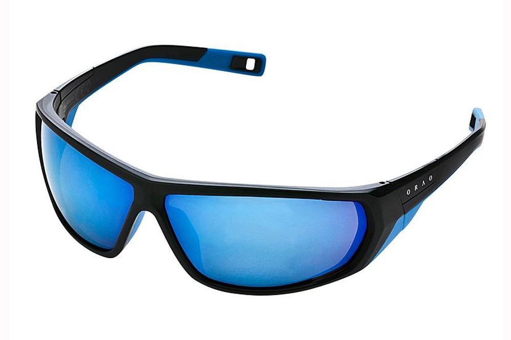 Con diseño envolvente y filtro solar 100%, las gafas de la marca...