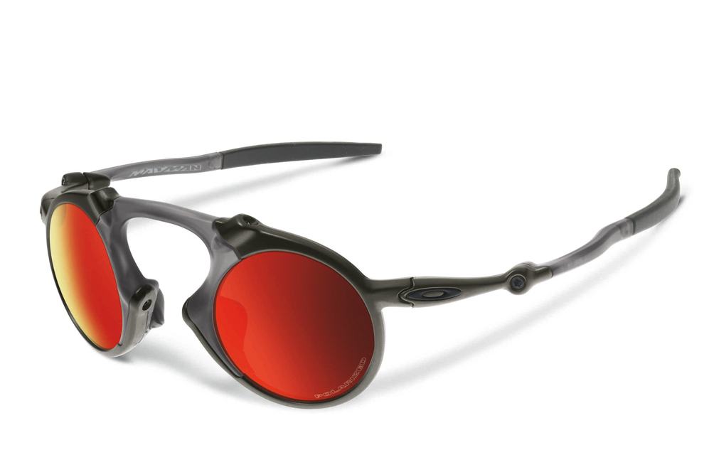 Con lentes polarizadas, montura de aluminio y un diseño de lo más...