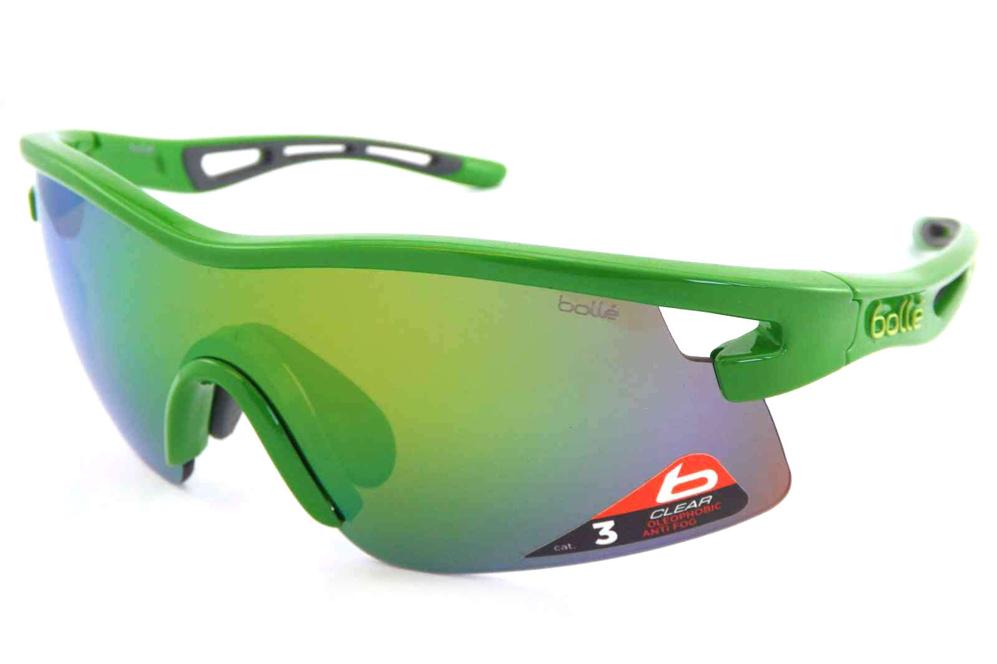 La firma Bollé está especializada en lentes para deportes marinos,...