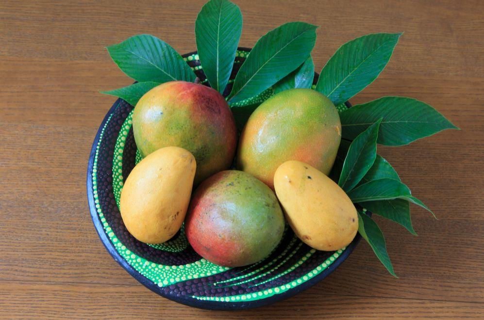 Como comer mango para adelgazar