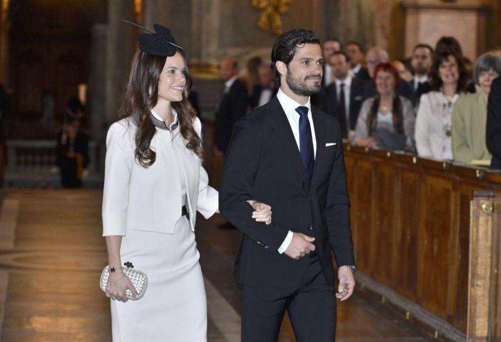 El pasado 17 de mayo leyeron sus  amonestaciones matrimoniales.