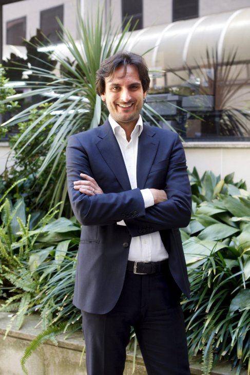 Alberto Porciani, CEO y cofundador de Top Doctors.