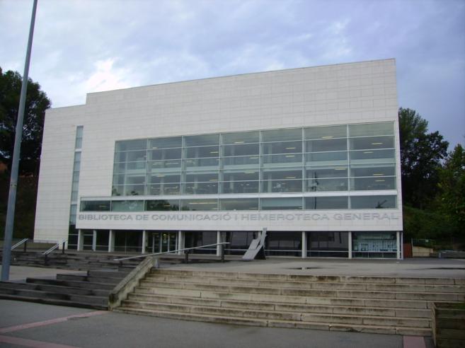 Biblioteca de Comunicació i Hemeroteca Geneal de la UAB