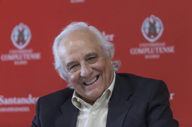 El escritor y periodista Raúl del Pozo.