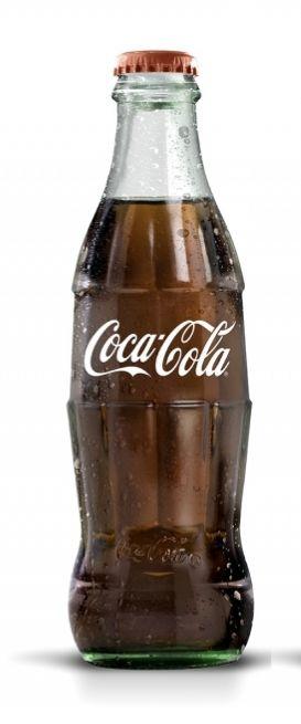 La nueva botella de Coca-Cola para la hostelería.