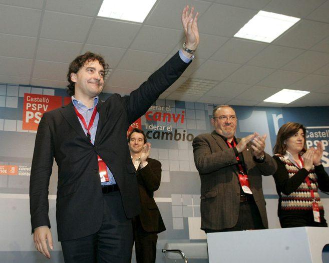 El socialista Francesc Colomer en una imagen de archivo.