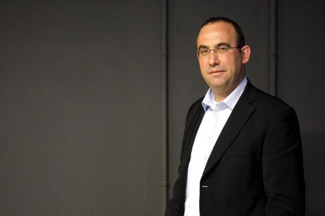 Ehud Gazit en las instalaciones del Instituto de Bioingeniería de...