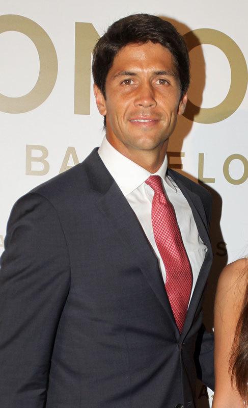 Fernando Verdasco, novio de Ana
