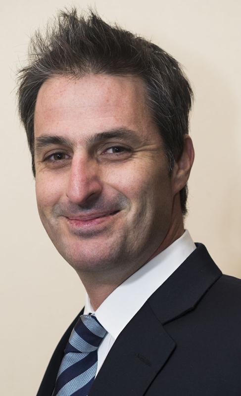 Stefan Reich, marido de Morgana