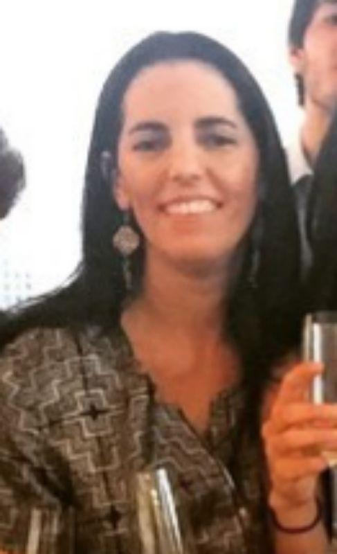Ximena Morgana Vargas Llosa, tercera hija.