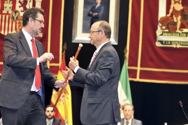 Luis Rogelio Rodríguez-Comendador, que mantiene la Alcaldía de...