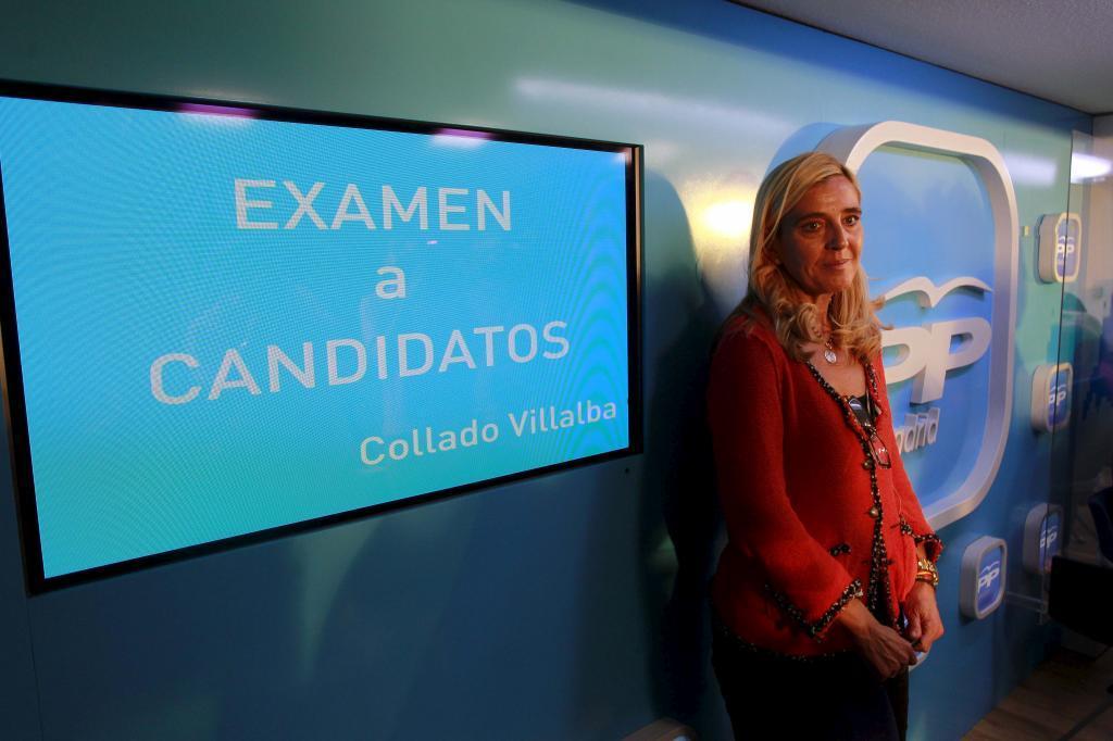 Mariola Vargas, reelegida alcaldesa de Villalba