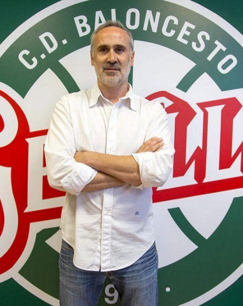 José Luis Galilea, presidente del Baloncesto Sevilla.