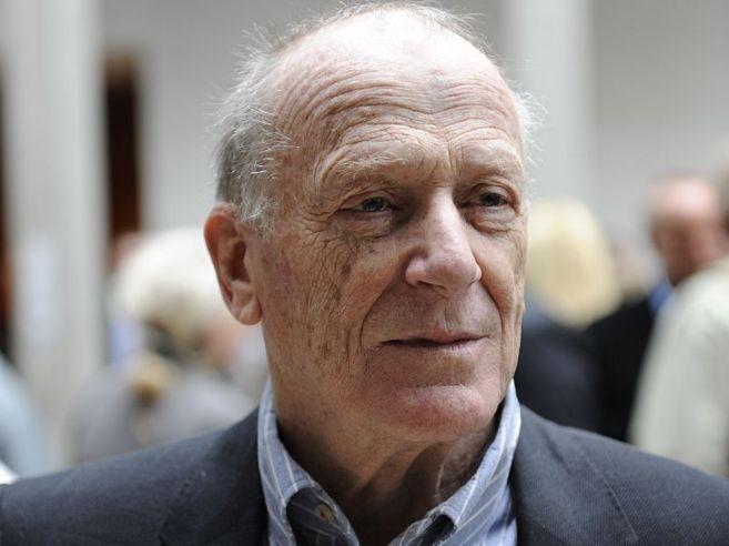 El guionista Wolfgang Kohlhaase, cuya película 'Cuando...