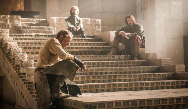 Una imagen del último capítulo de la quinta temporada de la serie.