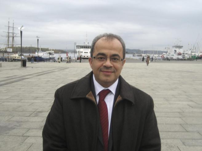 Emad Shahin, el profesor egipcio condenado a muerte en Egipto.