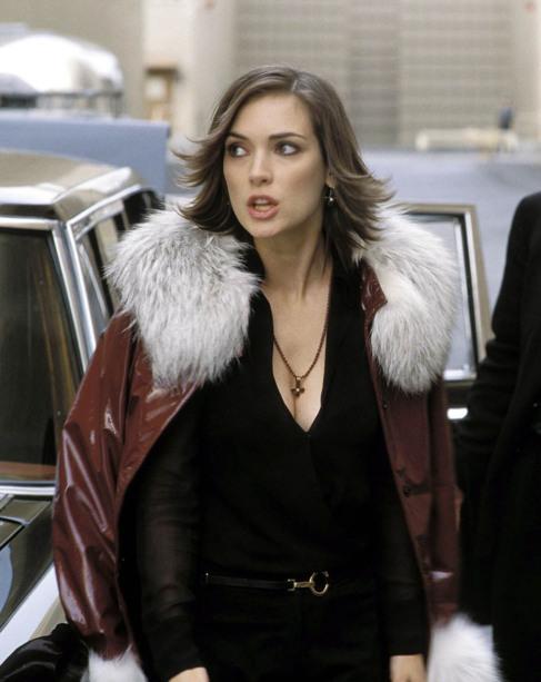 Winona Ryder, en una imagen de la película 'Simone'.