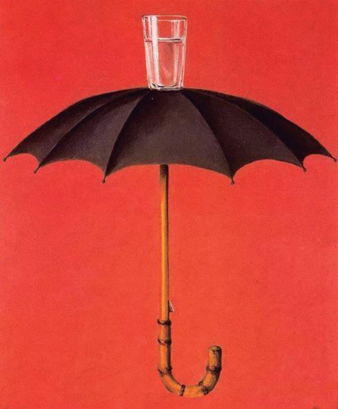 'Las vacaciones de Hegel', de René Magritte. REVISTA...