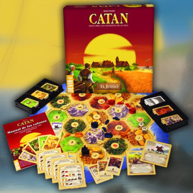 Del Monopoly Al Catan El Negocio De Los Juegos De Mesa Economia