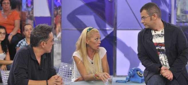 Imagen del programa 'Sálvame diario' de Telecinco.