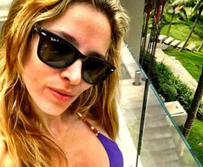 Alejandra Silva, en una foto reciente.
