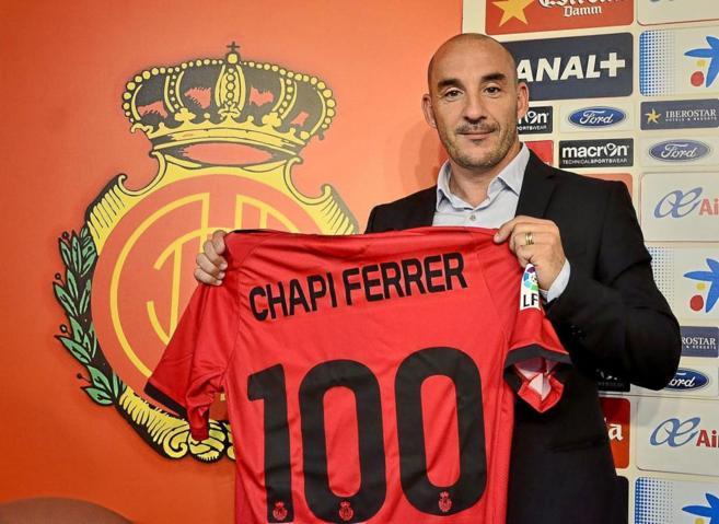'Chapi' Ferrer es el entrenador elegido para la temporada...