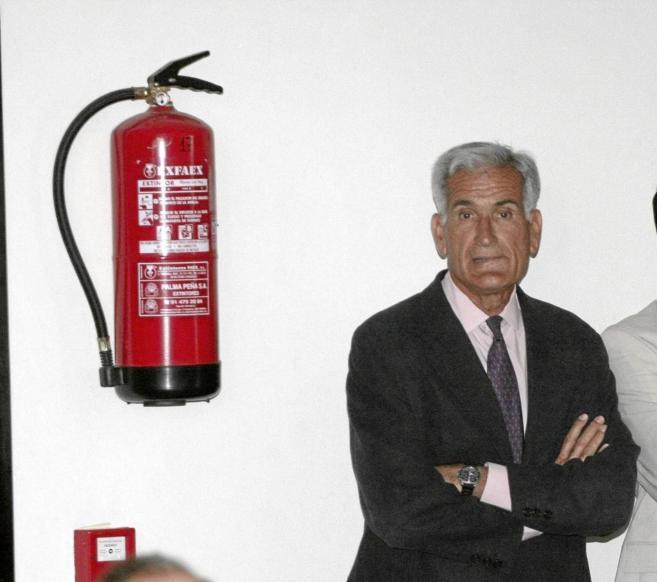 Rafael Vera, fotografiado en 2008.