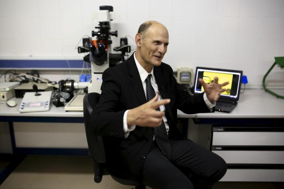 Juan Carlos Izpisúa realiza su trabajo entre el Laboratorio de...