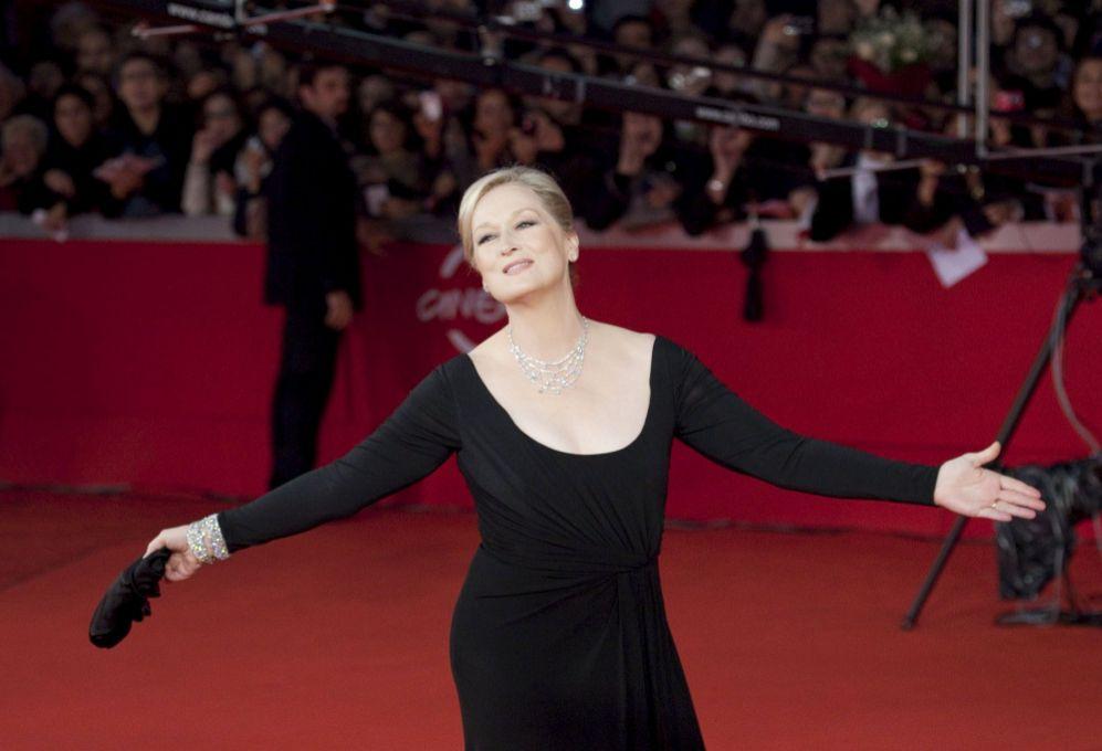 La reina del drama llega a los 66 años como una de las grandes damas...