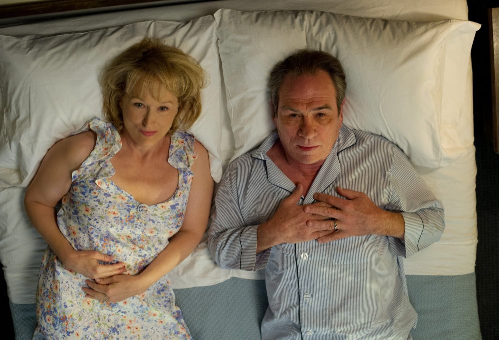 En 2012, y de nuevo con el director David Frankel (de El demonio se...