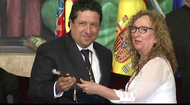 Javier Moliner toma la vara de mando como presidente de la...