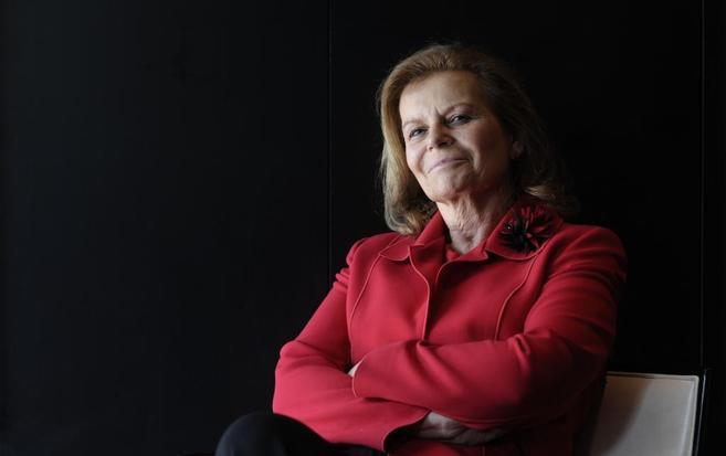 La novelista, en una entrevista para EL MUNDO.