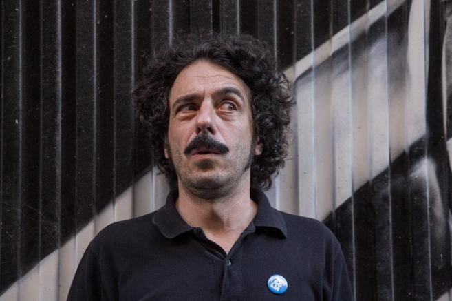 Darío Adanti, dibujante satírico y cofundador de la revista...