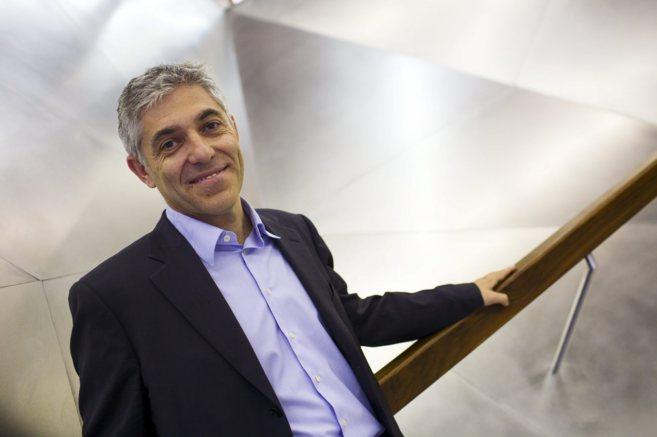 El director de Intel Security en España, Javier Perea.