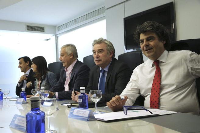 Fernando Martinez Maíllo, Andrea Levy, Javier Arenas, Juan Manuel...