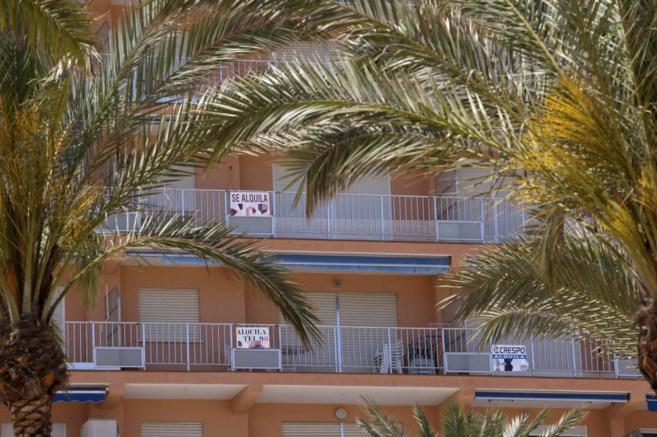 Apartamentos en alquiler en primera línea de playa en la localidad...