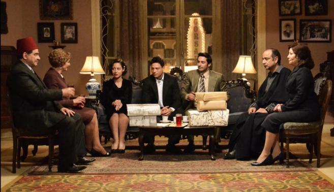 Escena de la teleserie 'La judería'.