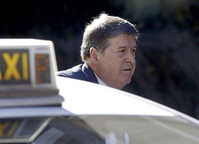 El ex presidente de la Generalitat, de Bancaja y Banco de Valencia,...
