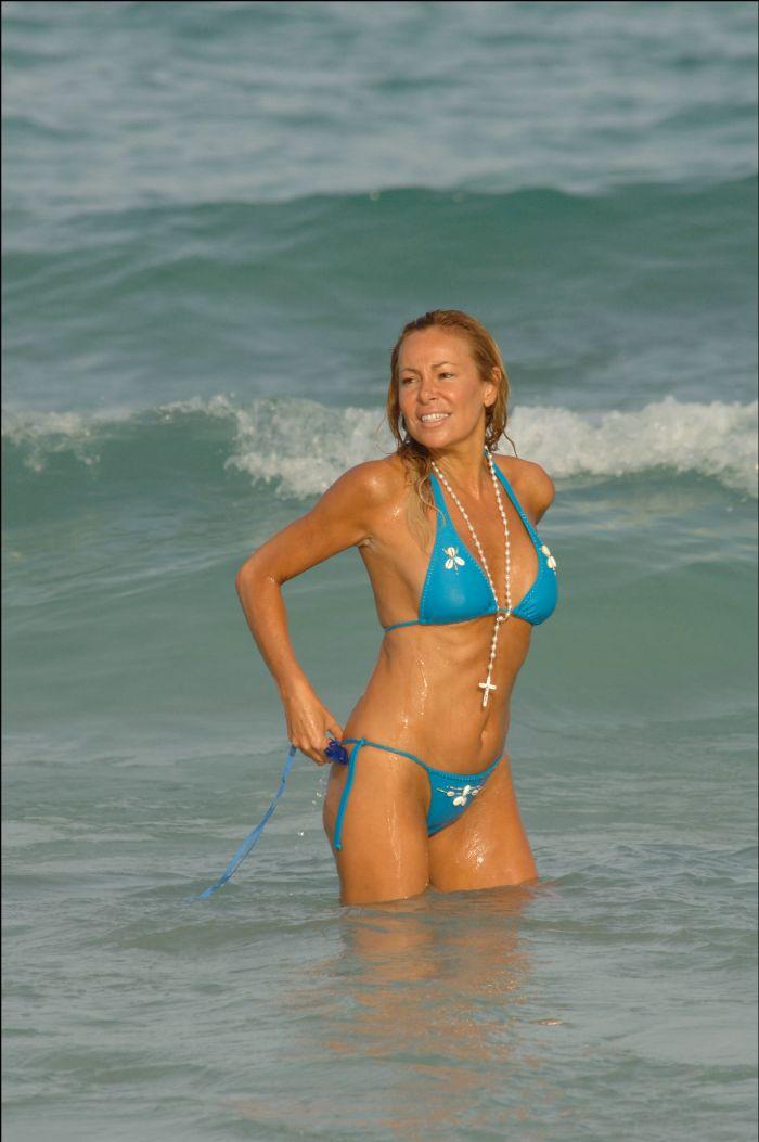 En 2005, Mallorca fue el escenario elegido para este posado.