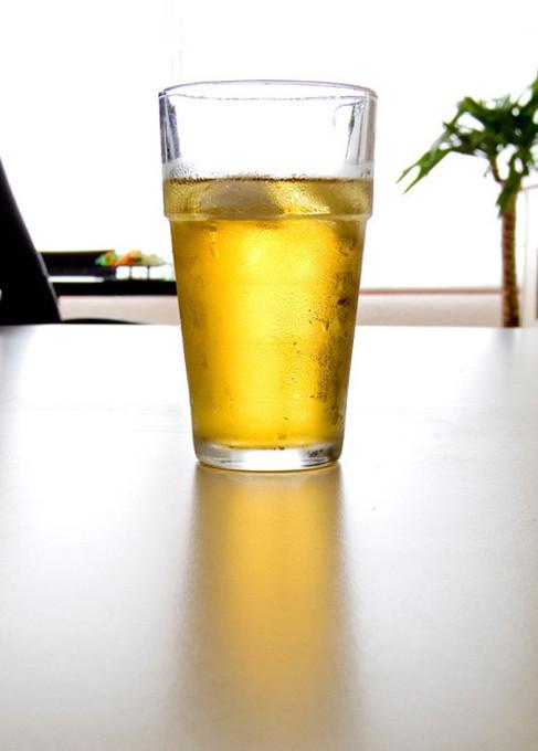 Zumos, refrescos y té con azúcar, algunas de las bebidas analizadas.